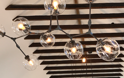 Modern Lighting Installation