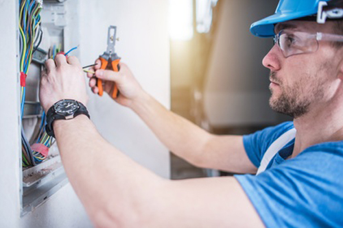 domestic electrician in hastings