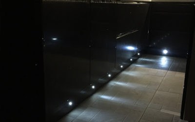Kitchen under unit and plinth lights led lights